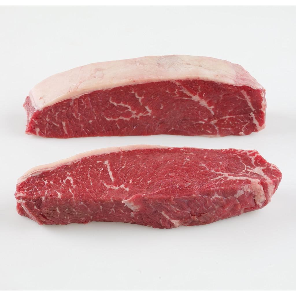 Riverine 100 Day Grainfed Rump Steaks 2Pk - 250g Sliced